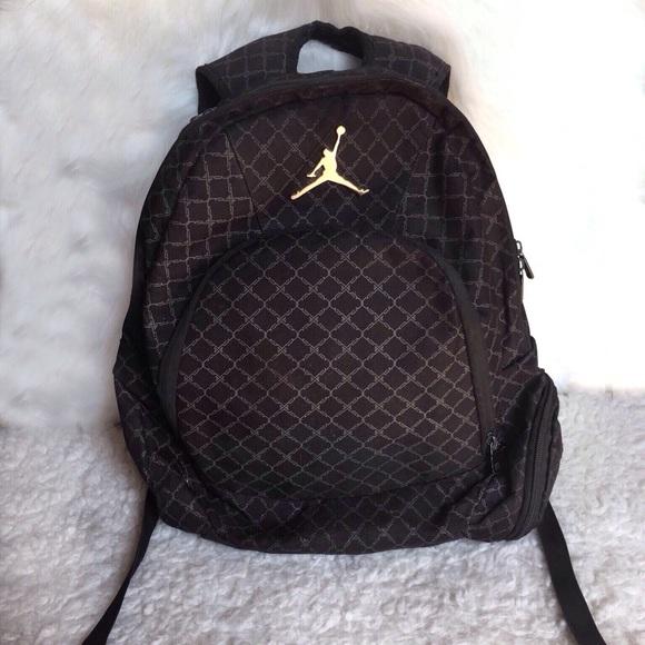 d0a2b94d3355 Jordan Other - Jordan Nike Graphite Backpack